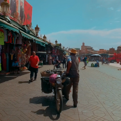 Lost in Morocco