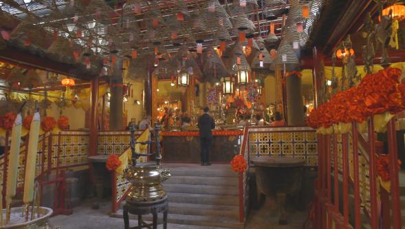 Man Po Temple